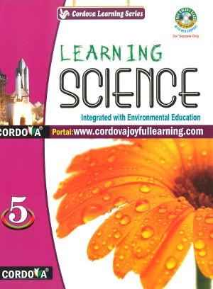 Cordova Learning Science Class 5