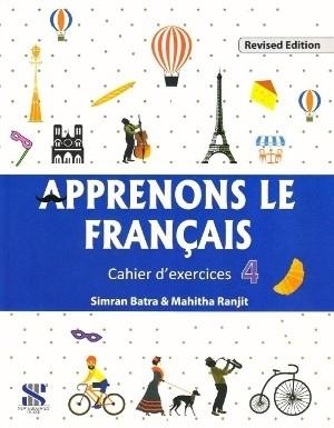 Apprenons Le Francais Cahier d'exercices 4