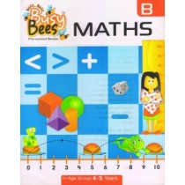 Acevision Busy Bees Maths Book B
