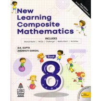 S chand New Learning Composite Mathematics For Class 8