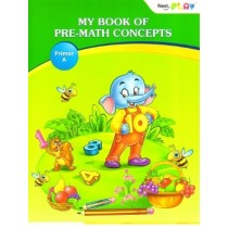 Next Education My Book of Pre-Math Concepts Primer A