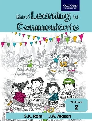 Oxford New Learning To Communicate Workbook Class 2