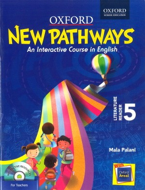 Oxford New Pathways Literature Reader For Class 5