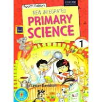 Oxford New Integrated Primary Science Book 1