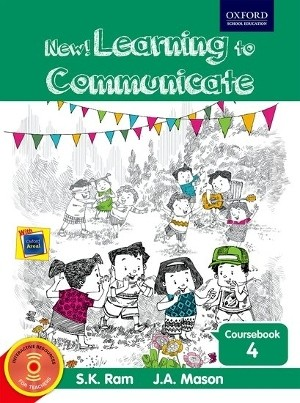 Oxford New Learning To Communicate Coursebook Class 4
