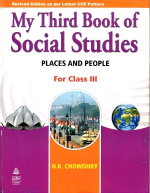 My Third Book Of Social Studies For Class 3