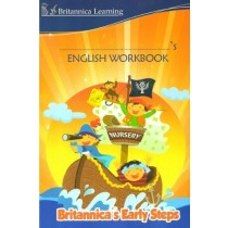 Britannica Early Steps English Workbook For Nursery Class