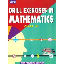 APC Drill Exercises in Mathematics Class 7