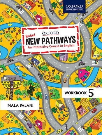 Oxford New Pathways English  For Class 5 (Work Book)