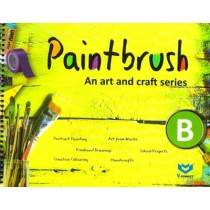 Paintbrush an Art and Craft Series B