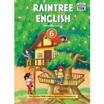 Orient BlackSwan Raintree English Workbook Class 6