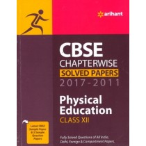CBSE Chapterwise Solved Papers Physical Education For Class 12