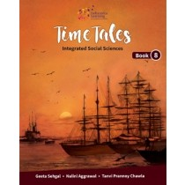 Time Tales Social Science for Class 8