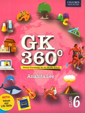 Oxford GK 360 General Knowledge For Class 6