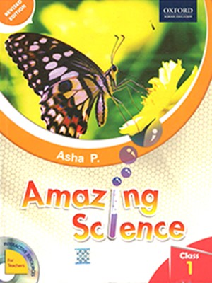 Oxford Amazing Science For Class 1