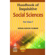S chand Inquisitive Social Science Solution Book For Class 7