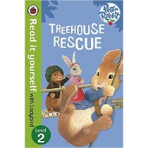 Read It Yourself With Ladybird Peter Rabbit Treehouse Rescue Level 2
