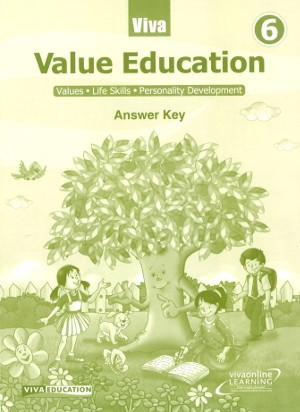 Value Education For Class 6 (Teacher's Guide)