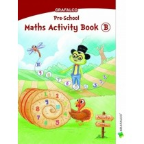 Grafalco Pre-School Maths Activity Book B