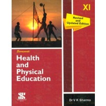 Saraswati Health And Physical Education For Class 11
