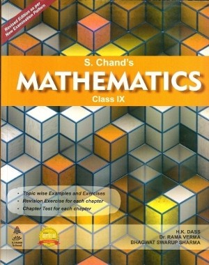S chand Mathematics Class 9