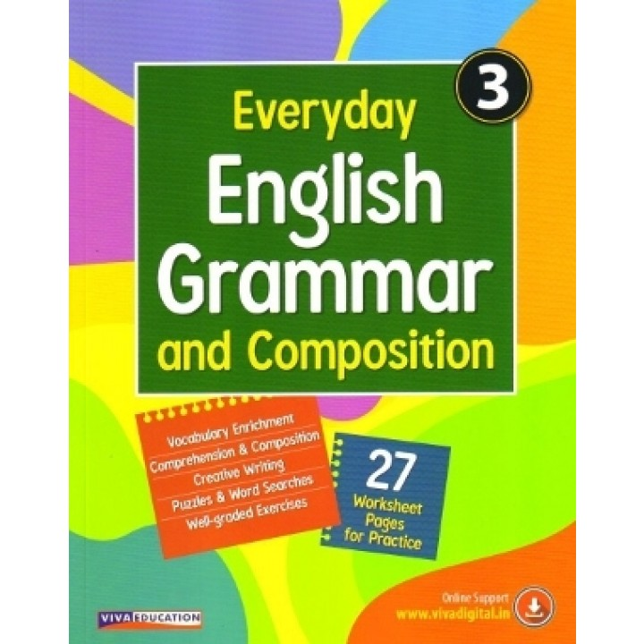 Viva Everyday English Grammar and Composition Class 3