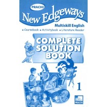 Prachi New Edgeways Complete Solution Book Class 1