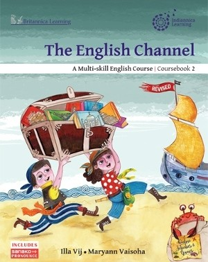 Britannica The English Channel Coursebook Class 2