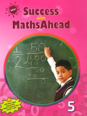 Orient BlackSwan New Success with MathsAhead Class 5