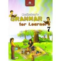 Madhubun's Grammar For Learners Book 7