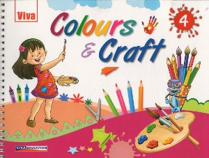 iva Colours And Craft For Class 4