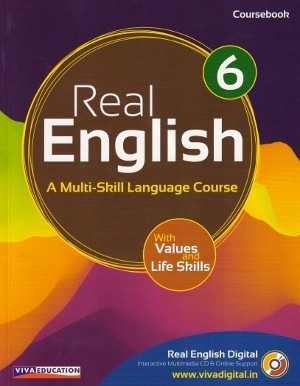 Viva Real English Coursebook for Class 6