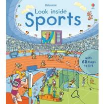 Usborne Look Inside Sports