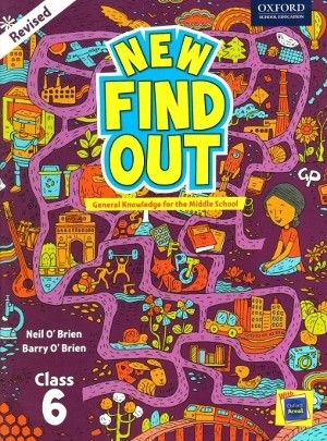 Oxford New Find Out General Knowledge Class 6