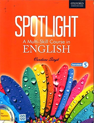 Oxford Spotlight English (course book) for Class 5