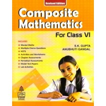 Composite Mathematics For Class 6