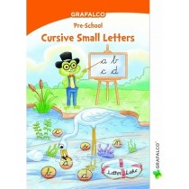 Grafalco Pre-School Cursive Small Letters