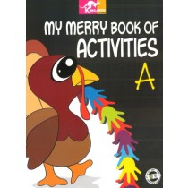 Kangaroo  My Merry Book of Activities A