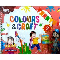 Viva Colours And Craft For Class 2