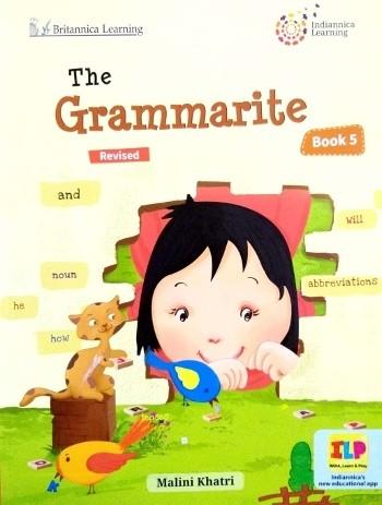 Britannica The Grammarite Class 5