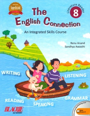 The English Connection Literature Reader Class 8