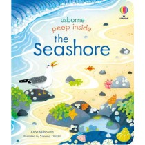 Usborne Peep Inside the Seashore