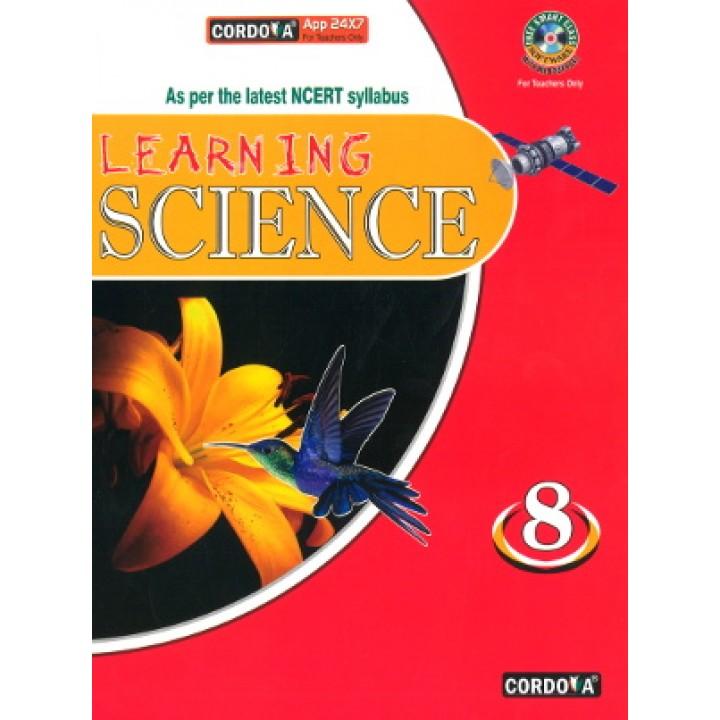 Cordova Learning Science Class 8