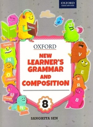 Oxford New Learner's Grammar and Composition 8