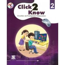 New Saraswati Click 2 Know Computer Education Class 2