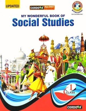 Cordova My Wonderful Book of Social Studies Class 1
