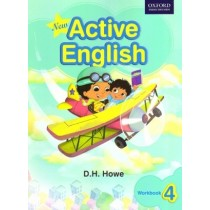 Oxford New Active English Workbook Class 4