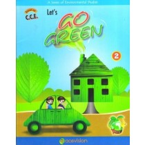 Acevision Let's Go Green Environmental Studies Class 2