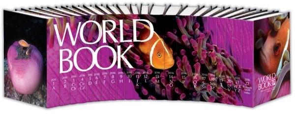 World Book Encyclopedia 2016