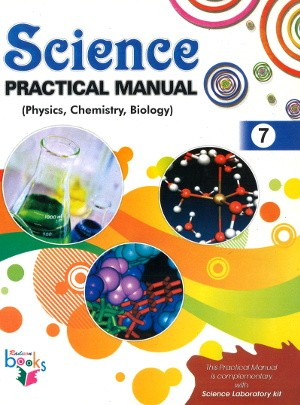 Radison Science Lab Manual Class 7 (With Practical Manual)